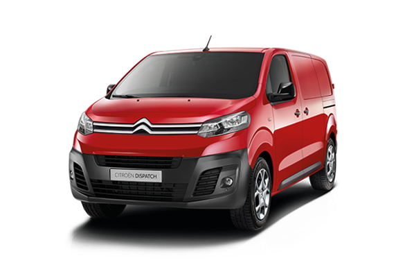 New CITROEN DISPATCH XL DIESEL at Chevron Motors Ltd