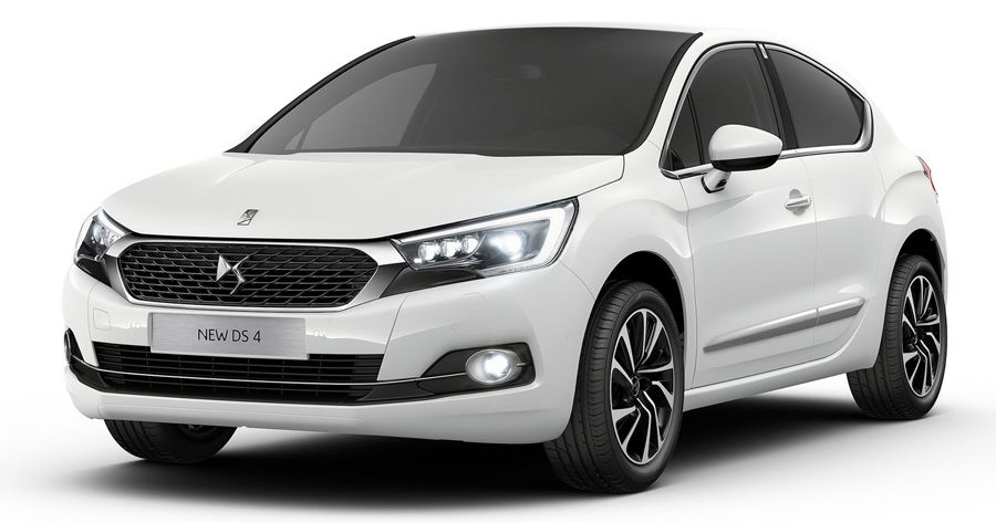 New Citroën DS4 DStyle Nav – Available now