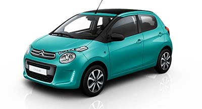Citroen C1 - Available In Blue Lagoon