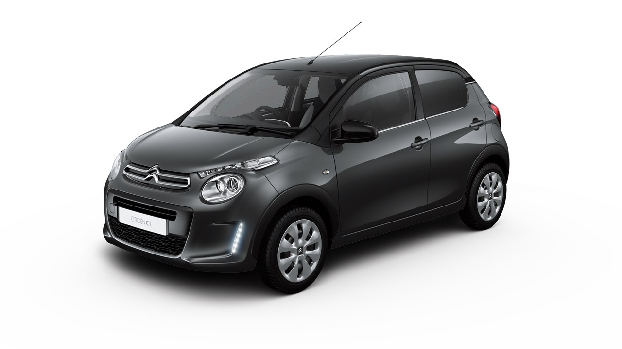 Citroen C1 - Available In Gallium Grey Metallic