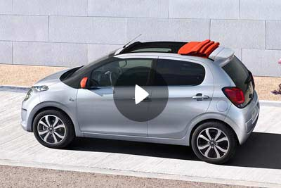 Citroen C1 - Overview