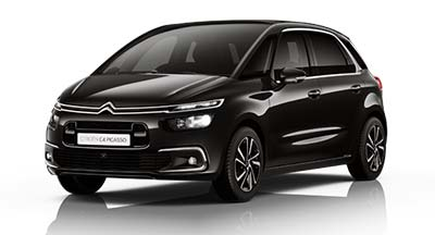 Citroen C4 Spacetourer - Available In Onyx Black