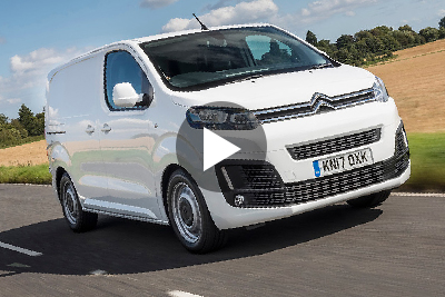 Citroen Vans Dispatch - Overview